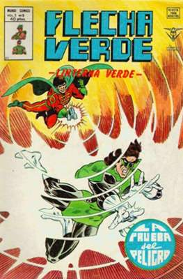Flecha Verde Vol. 1 (1978-1979) (Grapa 40 pp) #9