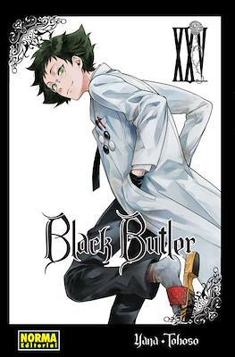 Black Butler (Rústica con sobrecubierta) #25