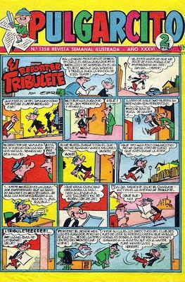 Pulgarcito (1946-1981 5ª y 6ª época) (Grapa, 16-32 páginas) #1358