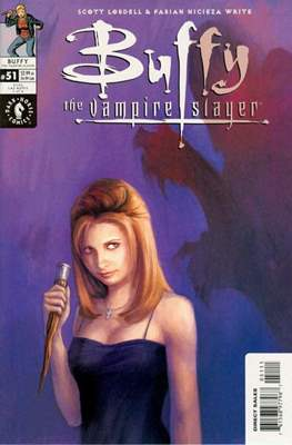 Buffy the Vampire Slayer (1998-2003) (saddle-stitched) #51