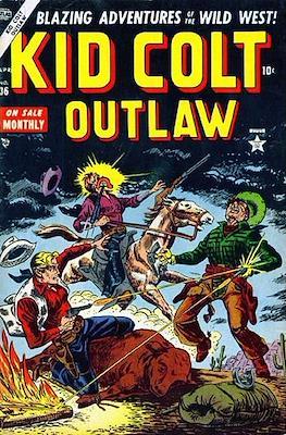 Kid Colt Outlaw Vol 1 #36