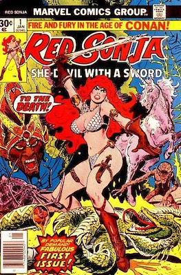Red Sonja (1977-1979)
