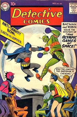 Detective Comics Vol. 1 (1937-2011; 2016-) (Comic Book) #260