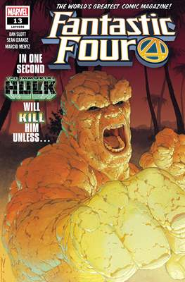 Fantastic Four Vol. 6 (Comic Book) #13