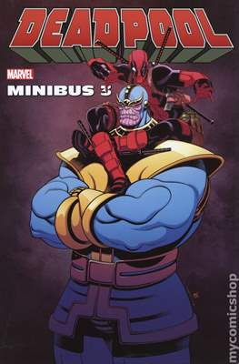 Deadpool Minibus (Hardcover 496-544 pp) #3