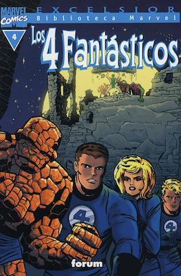 Biblioteca Marvel: Los 4 Fantásticos (1999-2001) (Rústica 160 pp) #4