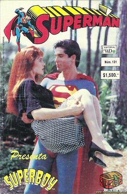 Supermán (1986-2001) (Grapa) #131