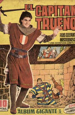 El Capitán Trueno. Album gigante (Grapa 32 pp) #15