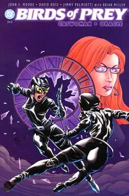 Birds of Prey: Catwoman / Batgirl / Oracle (Softcover 48 pp) #2