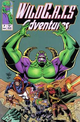 WildC.A.T.S. Adventures (Comic Book) #7