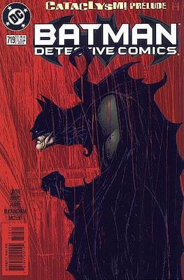 Detective Comics Vol. 1 (1937-2011; 2016-) (Comic Book) #719