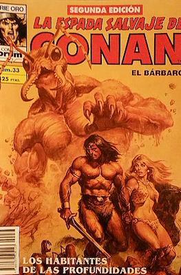 La Espada Salvaje de Conan Vol. 1. 2ª edición (Grapa. 64 páginas) #33