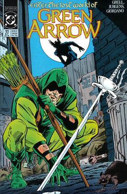 Green Arrow Vol. 2 (Comic-book.) #27
