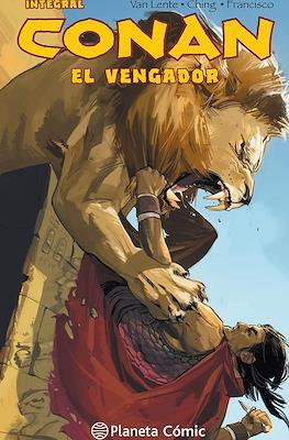 Conan el Vengador - Integral
