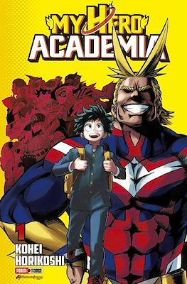My Hero Academia (Rústica) #1