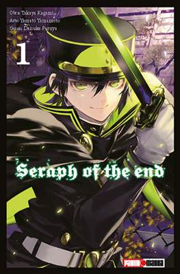 Seraph of the End (Rústica) #1