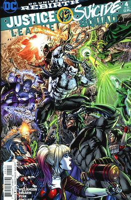 Justice League vs. Suicide Squad (2017) (Comic-book) #4
