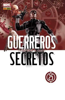 Guerreros secretos (2009-2012) (Grapa) #25