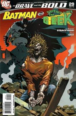 The Brave and the Bold (2007-2010) (Comic Book) #29