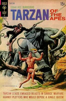 Tarzan (Comic-book) #203