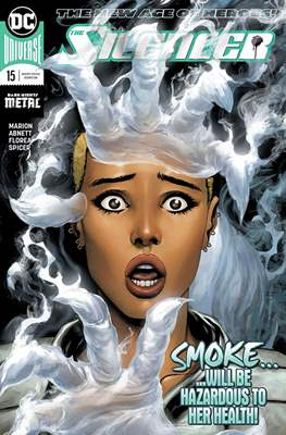The Silencer (2018) (Comic Book) #15