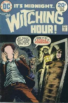 The Witching Hour Vol.1 (Grapa) #39