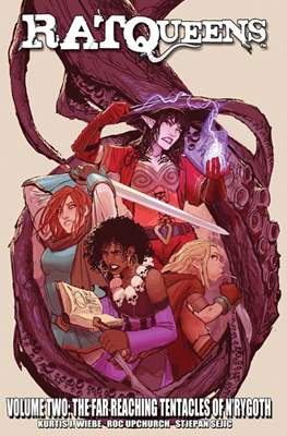 Rat Queens (Softcover) #2