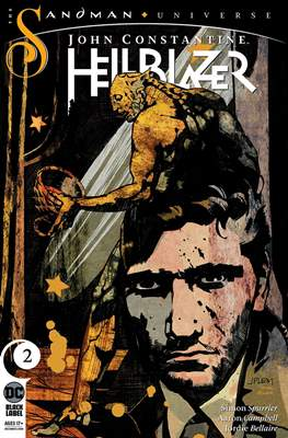 The Sandman Universe: John Constantine Hellblazer #2