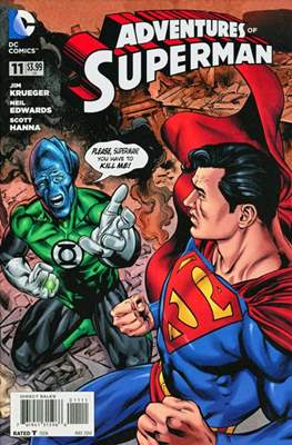 Adventures of Superman Vol. 2 (2013-2014) #11