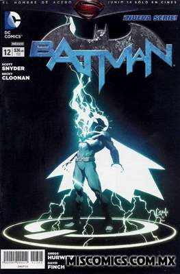 Batman (2012-2017) (Grapa) #12