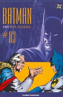 Batman. La saga de Ra's al Ghul (Cartoné 176 pp) #3