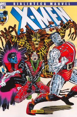 Biblioteca Marvel: X-Men (2006-2008) (Rústica 160 pp) #20