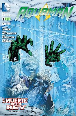 Aquaman. Nuevo Universo DC / Renacimiento (Rústica 72-144 pp) #7