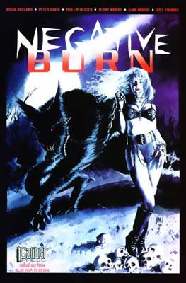 Negative Burn (1993-1997) (Comic Book 24 pp) #16