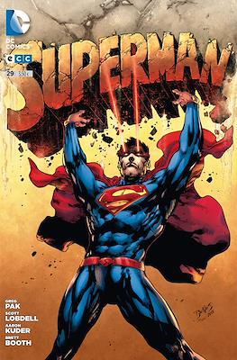 Superman. Nuevo Universo DC / Renacimiento (Grapa) #29