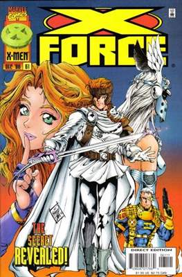 X-Force Vol. 1 (1991-2002) #61