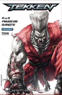 Tekken: Feudo de sangre #4