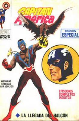 Capitán América Vol. 1 #7