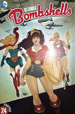 DC Comics: Bombshells (Digital) #24