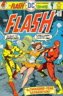 Flash vol. 1 (1959-1985) (Grapa, 32 págs.) #237