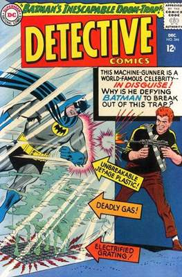 Detective Comics Vol. 1 (1937-2011; 2016-) (Comic Book) #346