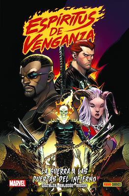 Espíritus de Venganza: La guerra a las puertas del infierno. 100% Marvel HC