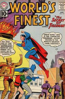 World's Finest Comics (1941-1986) (Comic Book) #119