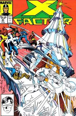 X-Factor Vol. 1 (1986-1998) (Comic Book) #27
