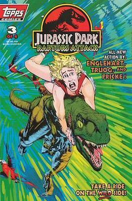 Jurassic Park Raptors Attack (Comic Book) #3