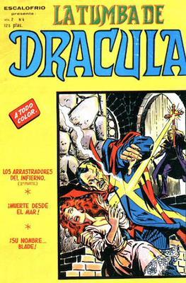 Escalofrio presenta: La tumba de Dracula Vol. 2 (1981) (Rústica 48-56 pp) #4