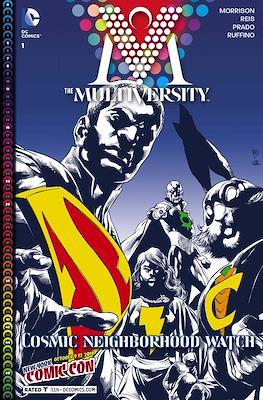The Multiversity (2014-2015) (Comic-book) #1.1