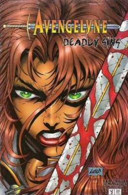 Avengelyne. Deadly Sins (Grapa 28 pp) #2