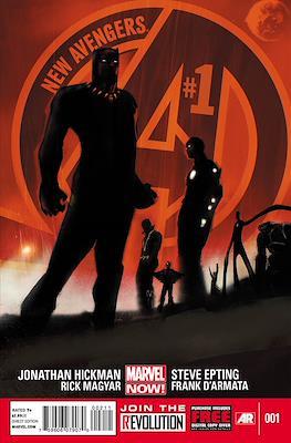 New Avengers Vol. 3 (2013 -2015 )