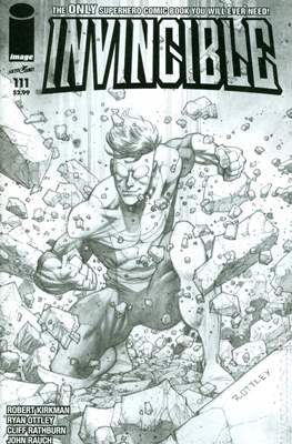 Invincible (Variant Covers) (Comic-book) #111